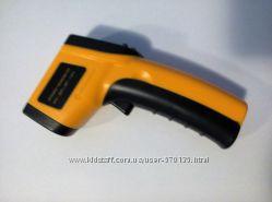 Пирометр. от -50 до 360С. ИК цифровой, бесконтактний термометр, пірометр