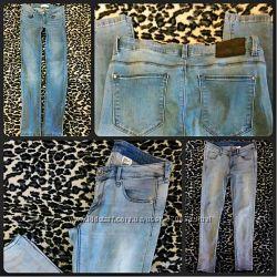 Шикарные джинсы H&M и Zara размер 27