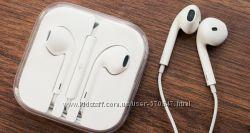Звучание-суперНаушники Apple EarPods-Высококачественная копия