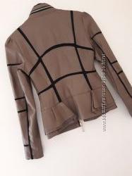 Куртка кожзам демисезон