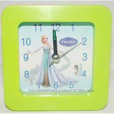 Часы настенные, часы-будильник настольные, Литачки, Принцессы, Китти, Тачки