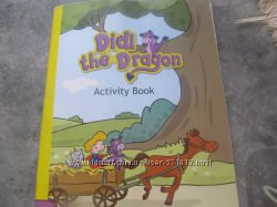 Helen Doron  Didi the  Dragon  подарунок