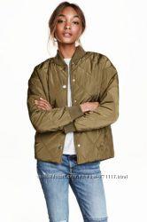 f6618c3751b Женская куртка - бомбер H M