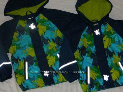 В наличии Куртка дождевик на флисе Lupilu, размер 110-116