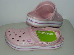 Сабо Crocs, все размеры