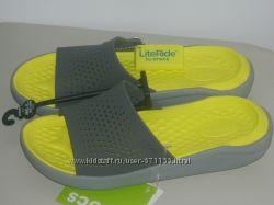 Шлепанцы и вьетнамки Crocs LiteRide для мужчин и женщин