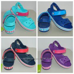 Сандали Crocs для детей