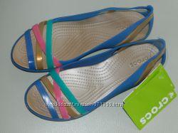 В наличии сандали Crocs размер 37 по стельке 24 см