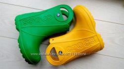 Непромокаемые сапоги Crocs для детей