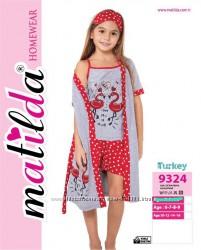 Пижамы для девочек производства Турции - Матильда