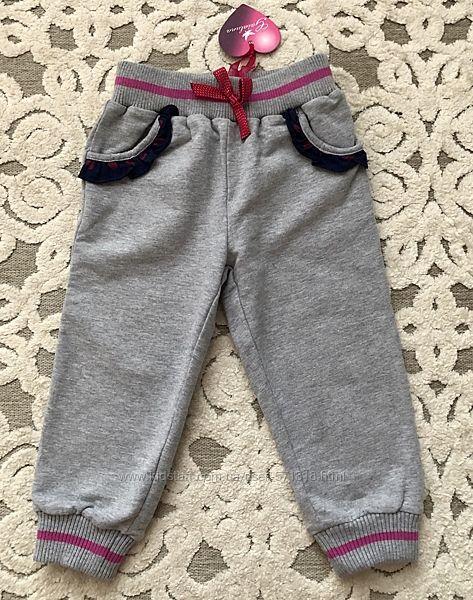 Итальянские штанишки на девочку Gaialuna18 м