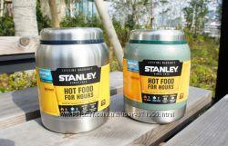 Термос для еды Stanley Adventure Food 0, 41L - пищевой термос, нержавейка