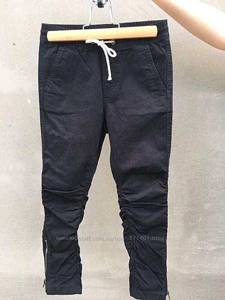 Штаны, джинсы джоггеры унисекс на 5-7 лет. H&M