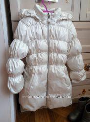 зимнее пальто chicco