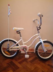 Продам велосипед для девочки фирмы SHTERN