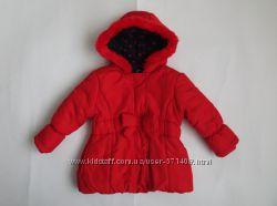 Курточка теплая для девочки 1. 5-2 года на рост 86-92 см George