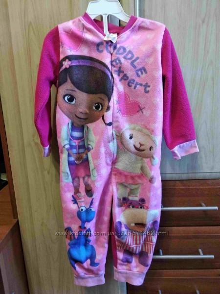 комбинезон-пижамка Доктор Плюшева