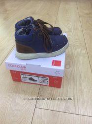 Фирменные ботинки COOL CLUB 27 размер в отличном  состоянии