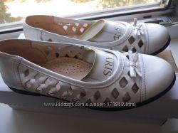 Школьная обувь кожа, ст 23