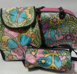 Продам сумочки и рюкзак Color me mine