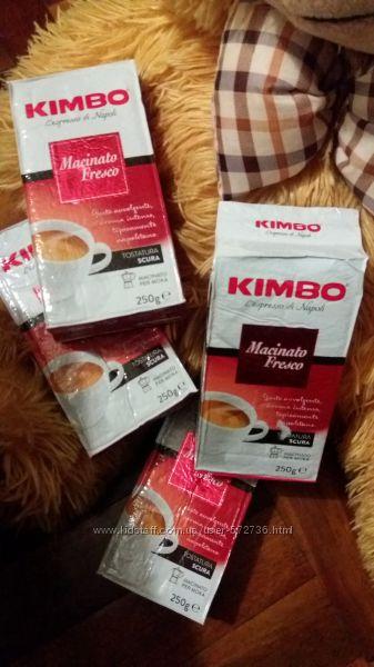 Кофе Kimbo из Италии