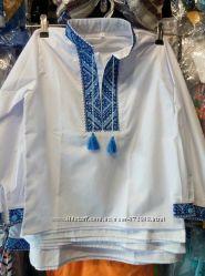 Вышиванки, блузки, костюмы