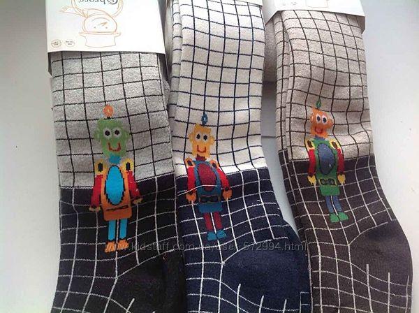 махровые колготки бросс для мальчика р122-128