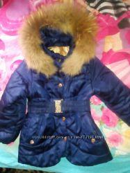 Демисезонная курточка Moncler
