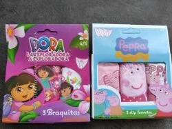 Набор трусиков для девочек Дисней 4-5 лет