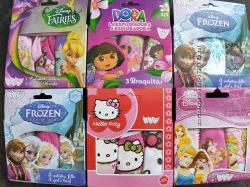 Наборы трусиков для девочек Disney, Кребо, 2-3 года