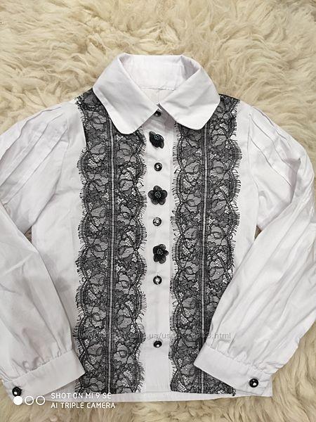 Нарядная блуза Mone, р.122