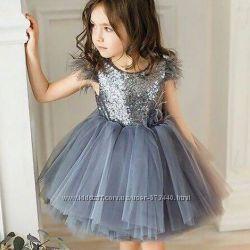 Нарядные и выпускные платья для девочек