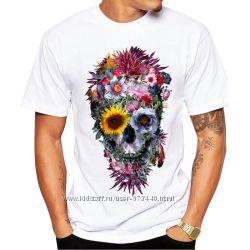 Мужские футболки широкий выбор Новинки