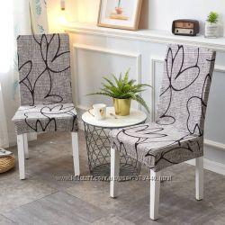 Чехлы на стулья Универсальные Разные расцветки