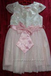 Нарядное платье Gloria Jeans 104-110