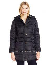 Удлиненная стеганая куртка Harve Benard р. M