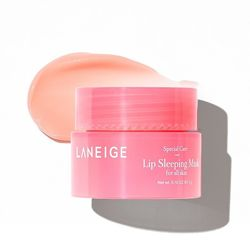 Ночная маска для губ Laneige Lip Sleeping Mask Berry мини 3гр