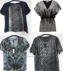 Блуза блузка Vila, Minimum, YAS, Color Block Европа оригинал Дания