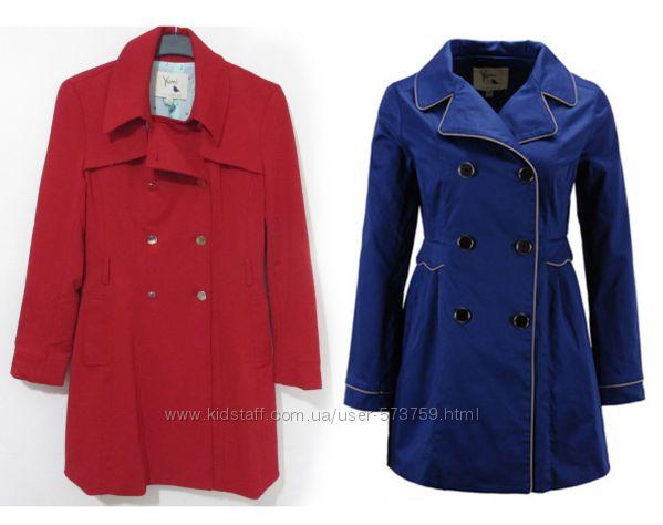 Пальто полупальто Yumi оригинал Англия Европа