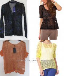 Блуза блузка Only, Benetton, Mexx Color Block Европа оригинал Италия
