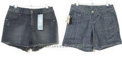 Шорты джинсовые Cache-Cache, Tom Tailor оригинал Европа Германия Франция
