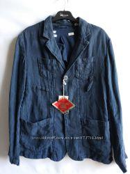 Пиджак лен подростковый Replay & Sons оригинал Европа Италия
