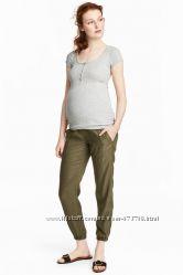 Штаны для беременных  H&M оригинал Европа Швеция