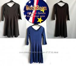 Платья вискоза хлопо отличный вариант в школу Kiabi Европа Франция оригинал