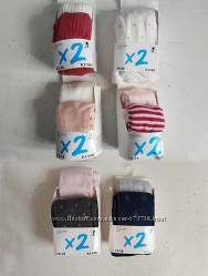 Комплект 2 шт брендовые колготы kiabi франция европа оригинал