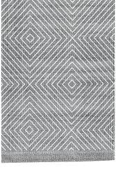 Узорчатый хлопковый ковер 70х200 h&m оригинал европа швеция