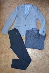 Крутой пиджак фирмы H&M в идеальном состоянии