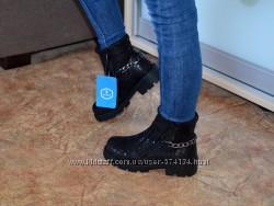 Наши любимые демисезонные ботиночки