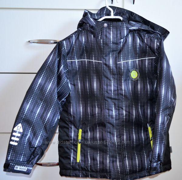 зимняя курточка р-р 128-134 Color kids Дания