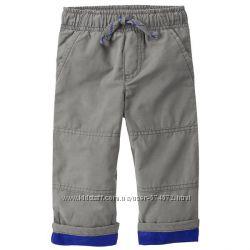 Новые брюки 6 моделей Gymboree 2Т, 3Т, 4Т, 5, 6